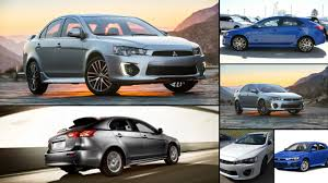 mitsubishi lancer sportback 2016 mitsubishi lancer sportback news reviews msrp ratings