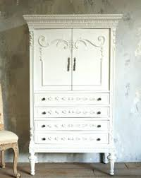 Large Computer Armoire by White Armoire For Nursery Distressed Clothing Wardrobe U2013 Blackcrow Us