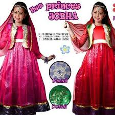 Baju Anak India busana muslim anak model india princess jodha fashion trendy