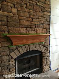 how to install your own diy plank wall myaccentpronelife com mantle