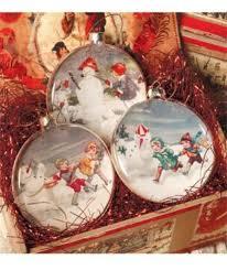 bethany lowe snowman glass disc ornaments lg9371 wrenelizabethgifts