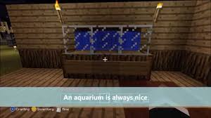minecraft xbox 360 edition furnishing tips youtube