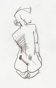 great human skeleton drawing 107 academic écorché studies