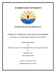 Sample Technical Report Engineering Final Internship Report Pdf Active Directory Network Switch