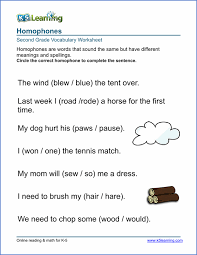 vocabulary worksheets u2013 printable and organized by subject k5