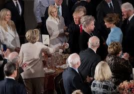 donald trump u0027s inauguration in photos photos abc news