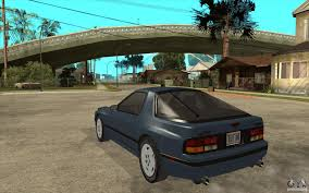 mazda sa mazda rx7 fc3s stock for gta san andreas