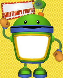 free team umizoomi birthday party decor printables kids parties