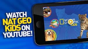 nat geo kids on youtube