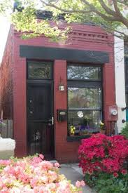 Tiny Home Rental Exposed Brick Dc Rental Pick Of The Week Great