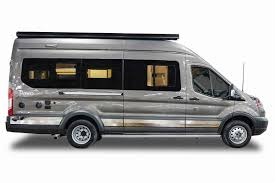 van ford transit winnebago just made a dirtbag dream van