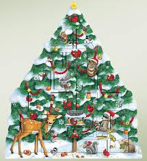 wood advent calendar snow tree wooden advent calendar wooden advent calendars vermont