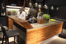 wooden kitchen furniture wood kitchen cabinets just one way to feature material