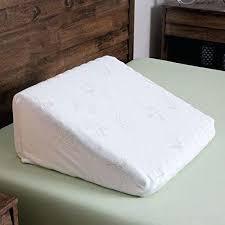 memory foam wedge pillow u2013 eurogestion co