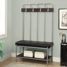Entryway Bench And Shelf Makeovers And Cool Decoration For Modern Homes Foyer Bench Seat