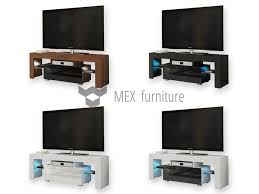 high gloss tv cabinets unit mex furniture