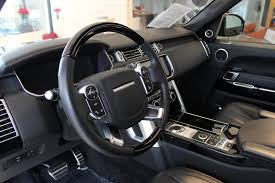 2015 land rover interior 2015 land rover range rover autobiography stock 7n013105a for