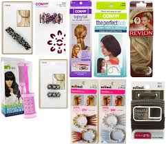 scunci hair conair scunci hair accessories pallet