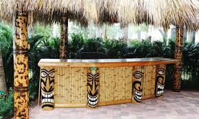 these cozy patio tiki hut bars ideas will accomplish your own
