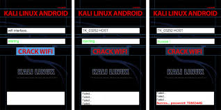 wifi cracker apk wifi hack android by kali linux