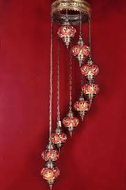 Mosaic Chandelier Turkish 31 Best Lamparas Turcas Images On Pinterest Chandeliers Light