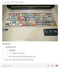 Keyboard Meme - keyboard pok礬mon know your meme