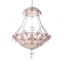Crystal Ship Chandelier The Well Appointed House Luxuries For The Home The Well
