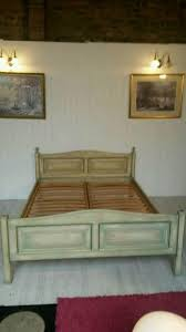King Size Shabby Chic Bed by Solid Pine Kingsize Shabby Chic Bed Frame In Dundee Gumtree