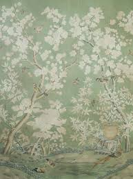 sybaritic spaces the wait is over digital chinoiserie wallpapers