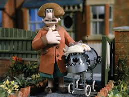 wallace gromit tvs films