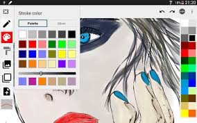 paint for android scribmaster draw paint appstore for android