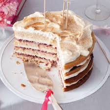 sugar and spice layer cake