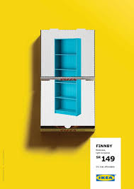 clever ikea ad campaign will make you change your perspective on