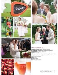 wedding planner magazine wedding planner magazine style shoot real wedding virginia
