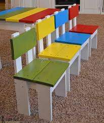 Diy Toddler Desk by Simple Kid U0027s Table And Chair Set Her Tool Belt