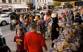 operation turkey feeding and clothing the less fortunate nationwide