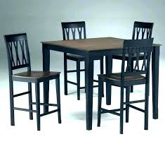 breakfast table and chairs small dinette table dining room living room furniture leather