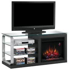electric fireplace entertainment center youtube
