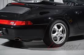 ruf porsche 993 1995 porsche 993 carrera 2 cabriolet stock 1995150 for sale near