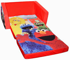 kids flip out sofa sesame street flip out sofa home the honoroak
