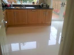 How To Tile Kitchen Floor by Best Kitchen Flooring Material Options The Pros And Cons