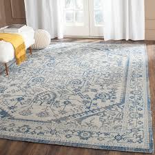 7 X 9 Wool Rug Creative Ideas Safavieh Blue Rug Beautiful Design Safavieh