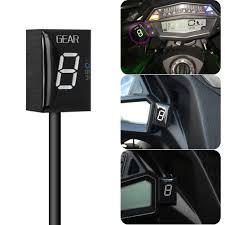 amazon com idea waterproof motorcycle gear indicator plug u0026 play