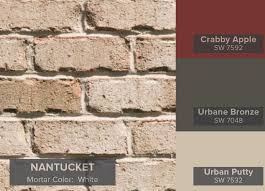 most popular general shale brick colors nantucket brick from the