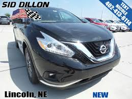 nissan murano interior accent lighting new 2017 nissan murano sl suv in lincoln 4n17926 sid dillon
