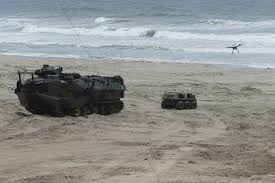 amphibious vehicle marine corps spotlight the future of amphibious autonomous warfare