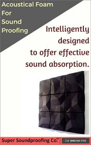 best 25 soundproof foam panels ideas on pinterest studio super soundproofing acoustical foam panels and hanging baffles for reflective sound control