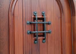 Sapele Exterior Doors Mahogany Top Clearance Pre Finished Exterior Door With