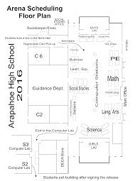 arena scheduling information littleton public schools