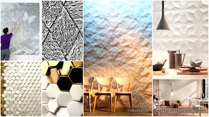 25 spectacular 3d wall tile designs to boost depth and texture